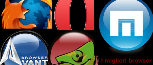 Browser gratuiti